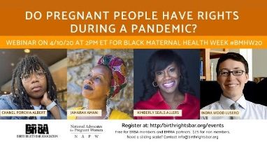 Do Pregnant People Have Rights During a Pandemic?