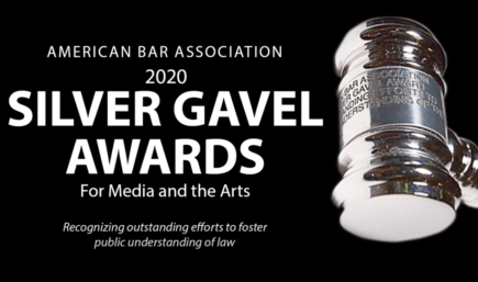 Documentary film PERSONHOOD is Awarded the 2020 ABA Silver Gavel Award!
