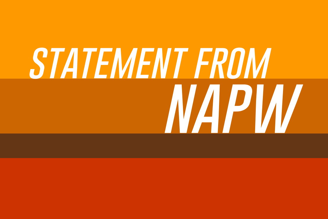 NAPW Statement: The Fight to Free Chelsea Becker Continues: How the San Francisco Chronicle, Associated Press, New York Post, and Other Media Outlets Got It Wrong