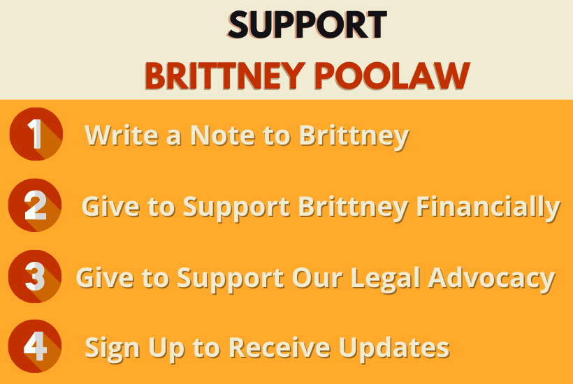 Support Brittney Poolaw